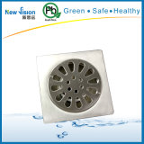 China High Quality Stainless Steel Floor Drainer in Bathroom Accessories