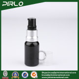 15ml Black Lightproof Glass Spray Bottles with Black Aluminium Pump Sprayer