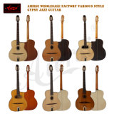 Solid Various Style Gypsy Jazz Guitar From Aiersi Factory