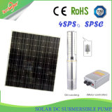 80W-3000W Solar Deep Well Submersible Oil Pump Products with Oil Filled