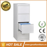 Full Extension Godrej 4 Drawer Steel Filing Cabinet