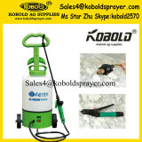 Ce Certificated 8L Battery Sprayer with Wheels