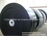 DIN Z Nylon Canvas Belt, Nylon Flat Industrial Belt, Nylon Roundless Rubber Conveyor Belt