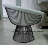 Metal Replica Leisure Restaurant Outdoor Furniture Wire Dining Chair