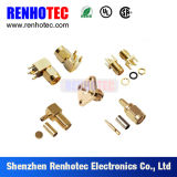 RF Connector R/a Female SMA Connector for PCB