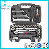 "40-PCS 1/2""Dr. Combination Socket Wrench Tool Set"