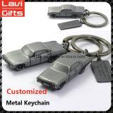 Promotion Gift Custom 3D Metal Car Shape Key Chains