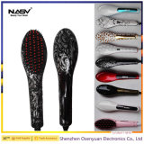 New Beautiful Star Electric Hair Straightener Brush Comb