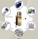 Copper Hotel Lock with RF Smart Card