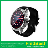 1.39inch Amoled HD Screen Mtk6780 Quad Core Android 3G Waterproof SIM Card Smart Watch with Heart Rate Monitor