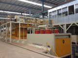 Automatic Engineered Marble Block Production Line&Stone Machine