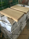 60 mm Unfinished White Oak Hardwood Stair Treads From Guangzhou Factory