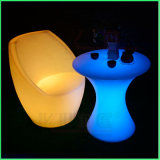 LED Furniture Outdoor Furniture LED Sofa Garden