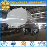 Carbon Steel 45000 Litres Fuel Tanker 45 Cbm Fuel Tank Truck Trailer for Sale