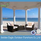 3PCS Balcony Rattan Furniture Set