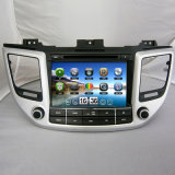 Car DVD Player for Hyundai with RDS Mirror Link