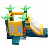 Jungle Forest Inflatable Bouncy Jumping Castle for Kids