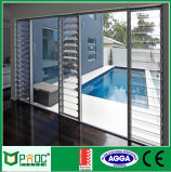 Aluminum Alloy Glass Louvers with As2047 Certificate