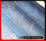 9.9oz Full Slub Cotton Stretch Twill Denim Fabric for Jeans