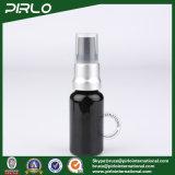 20ml Black Lightproof Glass Spray Bottles with Black Aluminium Pump Sprayer
