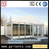 10 X 15 M 150 People Gazebo Tent with Glass Wall