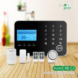 Auto Dail Wireless DIY Home Security Alarm System