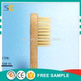 Wholesale 100% Biodegradable Bamboo Toothbrush
