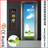 PVC Film Type Stereoscopic Chip Film for Door Frame Cover Directly
