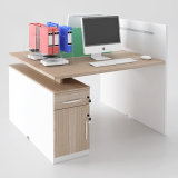 Office Furniture Office Desk for Two Person in Small Office