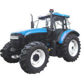 Low Price Hydranulic Steering 120HP 4*4 Large Farm Wheel Tractor