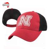 Women′s Red Adjustable Trucker Hat