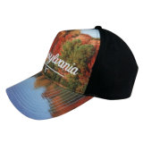 Hot Sale Trucker Cap with Sublimation Printing Bb1716