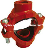 Groove Piping System - Machanical Tee - UL Listed