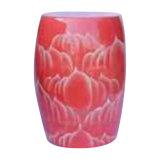 Chinese Antique Furniture Ceramic Stool