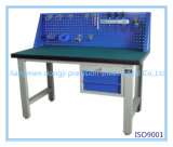 Professional Sheet Metal Working Table, Working Table China Fabricator, Work Table with Brushed Finish