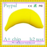 Hot Sell Kids Gift Banana Shape USB Disk (GC-B011)
