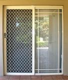 Aluminium Frame Sliding Door with Fly Screen