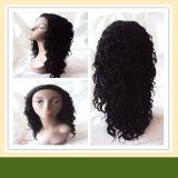 Synthetic Wig Synthetic Hair Lace Front Wig (HHK16)