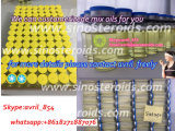 Customerized Semi-Finished Oil Tmt 375 Mass 500 Super Test Blend Steroid Oil Mixed Oil with Safe Delivery