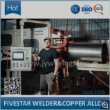 Fbb-250 High Speed Automatic Steel Drum Welding Machinery with Good Competition