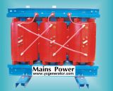 630kVA 10kv Class Dry Type Transformer, High Voltage Transformer