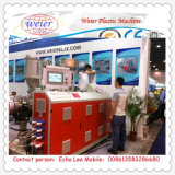 Wood Plastic WPC Decking Profile Co-Extrusion Machine