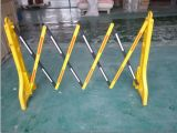 Expandable Barrier Folding Road Barrier for Traffic Control Car Parking