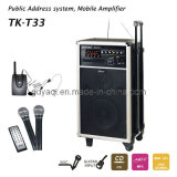 Portable Sound System Amplifier (TK-T33)