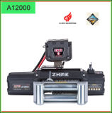12000lbs Ce Cetificated Waterproof Auto Winch