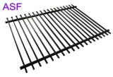 Galvanized Steel Tube Security Fencing Panel
