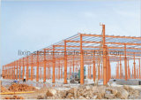Earth Quake Resistance Steel Structure Workshop