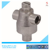 NPT Connection Brass Water Reducing Valve Nickel Colour
