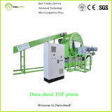 Dura-Shred Traditional Trommel Tire Recycling Plant for Tdf Chips