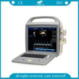 Portable Color Doppler 4D Ultrasound Machine (AG-B005)